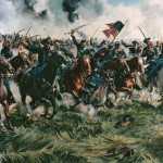 """Keep to your Sabers, Men"": J.E.B. Stuart's Charge at Gettysburg"