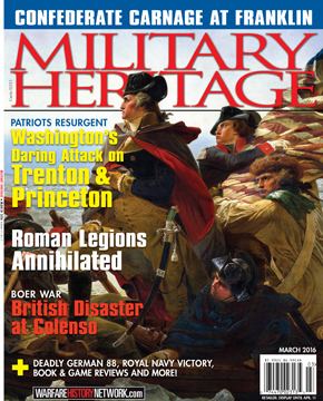Military Heritage March 2016