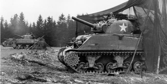 ec24be136b53 Private Harry Miller had a front-row seat when the German Army's advance  was stopped during the Battle of the Bulge.