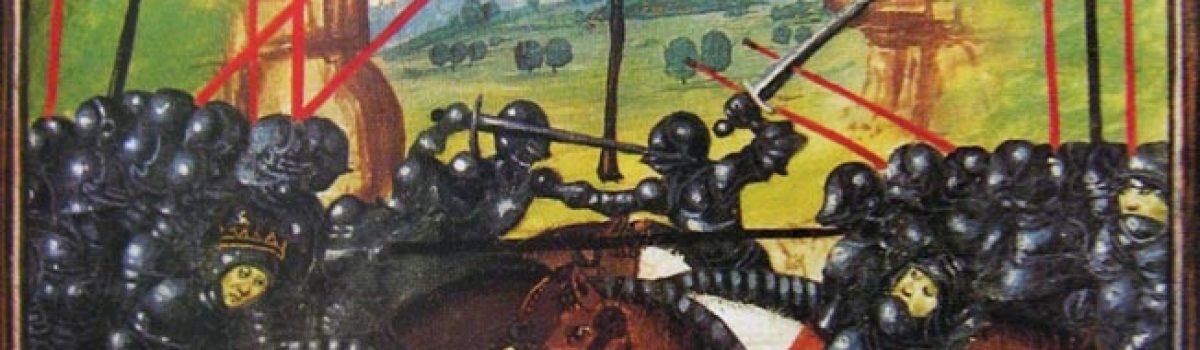 Battle of Barnet: Death of a Kingmaker