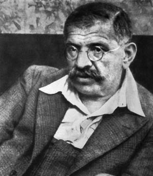 Dr. Magnus Hirshfeld, a homosexual physician, was the victim of Nazi violence when his Institute for Sexual Science was vandalized by student groups in May 1933.