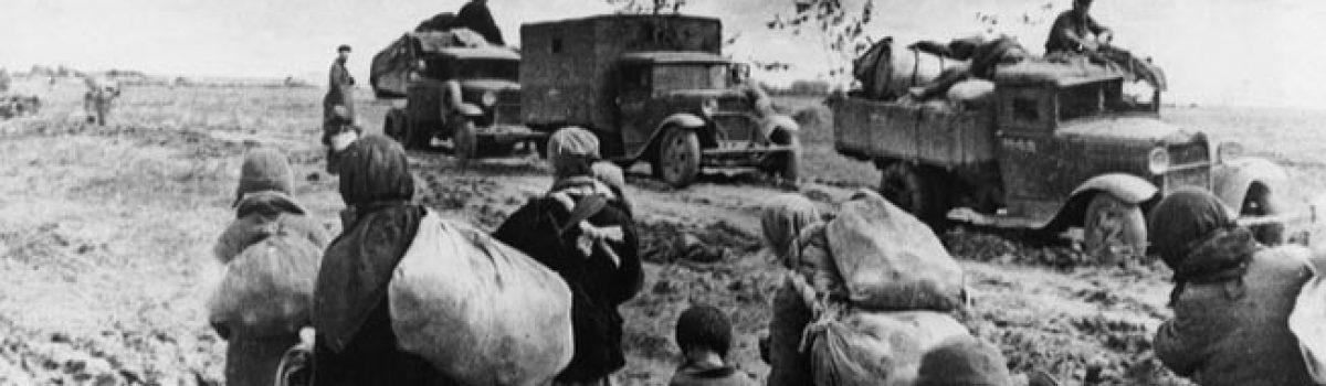 Escape to Tashkent: Fleeing Operation Barbarossa