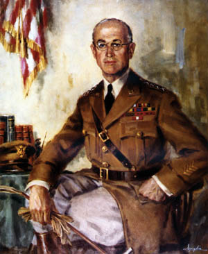 Major General Malin Craig, Army Chief of Staff, 1935-1939.