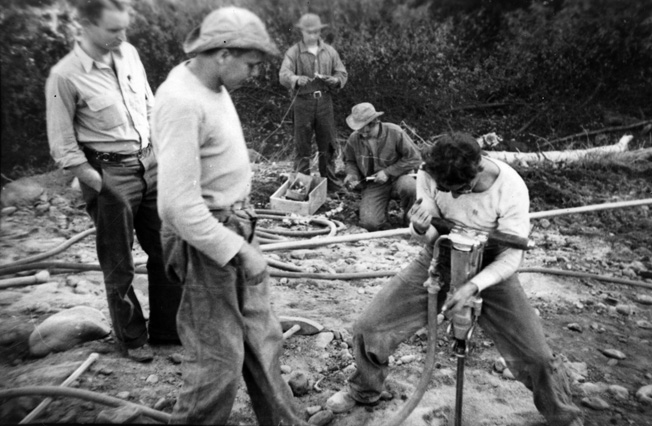 While commander of the 5th Brigade in Washington State, Marshall also oversaw the state's Civilian Conservation Corps, the Depression-era public-works program designed to help unemployed Americans.