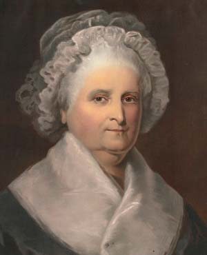 In addition to the Founding Fathers, there were numerous female Revolutionary War heroes who contributed substantially to the fight for independence, like Martha Washington.