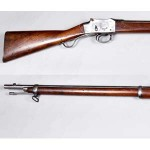 Martini-Henry Rifle & The Reign of Queen Victoria