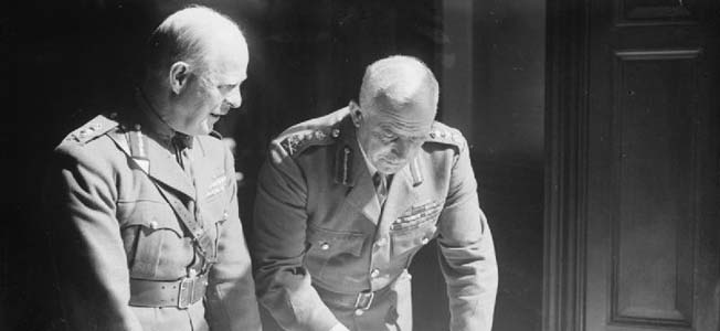 In the early years of World War II, Allied leadership was in a desperate struggle to match Nazi Germany's political and military command.