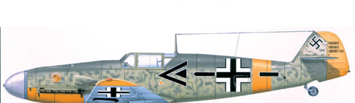 The Luftwaffe Me-109F vs. the Red Army's Yak-1