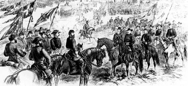 Both George Meade and Robert E. Lee had seen the success of flanking at Second Manassas and Chancellorsville, and both wanted victory without the carnage of a heads-on attack.