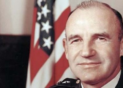 Medal of Honor Recipient George Mabry
