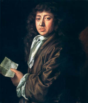 Famous Diarist Samuel Pepys, Father of the Royal Navy