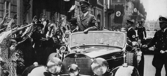 Like so much of German society, automaker Mercedes-Benz was co-opted by Adolf Hitler and the Nazi Party during World War II.
