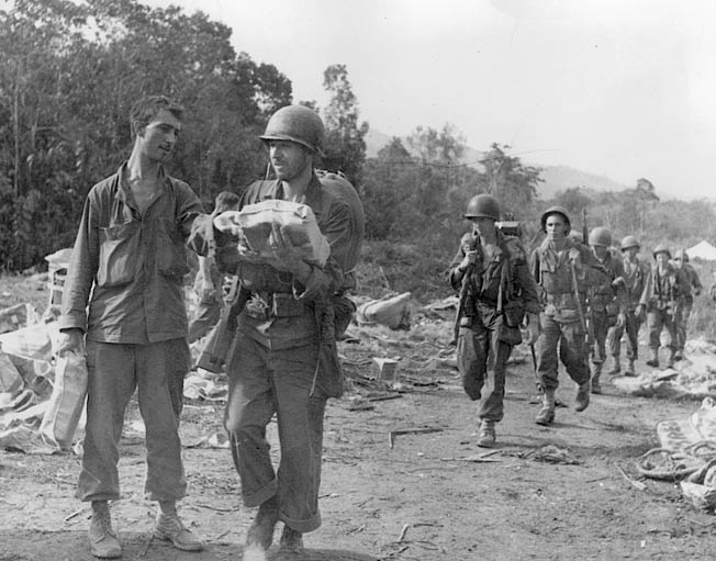 Leading his famed Merrill's Marauders into legend, General Frank Merrill fought the Japanese in inhospitable terrain during the Battle of Burma.