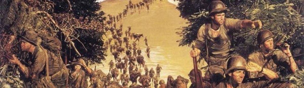 Merrill's Marauders Fought Tenaciously In Burma