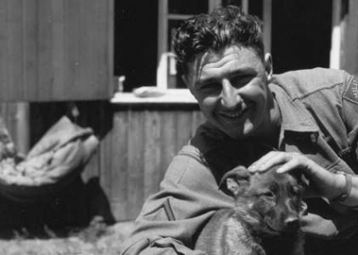 Military Dogs: World War 2 Pictures of Pets in Action