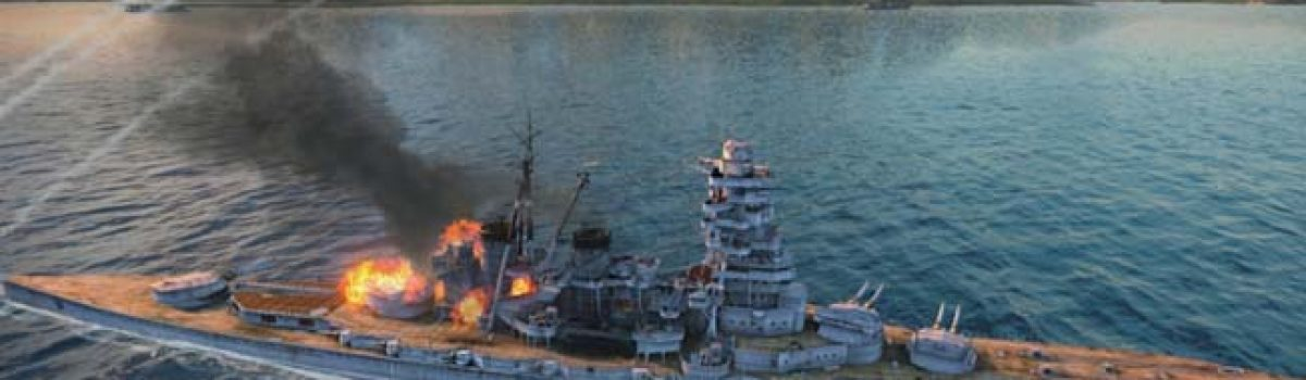 Game Reviews: World of Warships