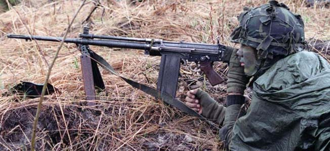 One of the most-used military weapons in history, the FN-FAL rifle was the most successful of the NATO military rifles and was used across the globe.