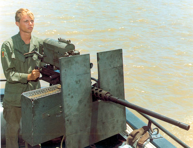 From its inception, the M2 Browning .50-Caliber Machine Gun has been considered one of the deadliest (and highest produced) weapons ever made.