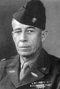 Lieutenant Colonel George Rubel commanded the 740th Tank Battalion.
