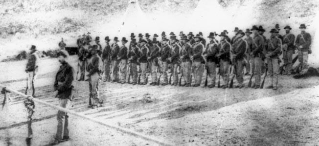 A modern David and Goliath: The Modoc Indian War.