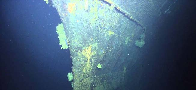 Michael Haskew expands on how the watery grave of the Japanese super battleship Musashi was found by billionaire Paul Allen.