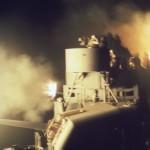 Naval Assault On Munda