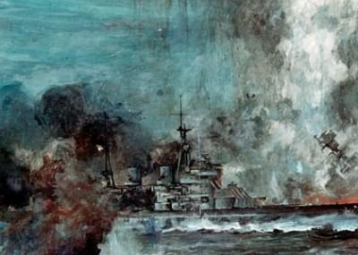 Sinking the Bismarck Myth