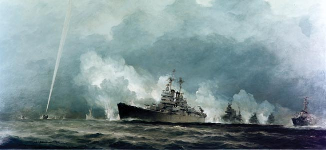 The Battle of Cape Esperance helped dispel the myth of Japanese naval invincibility.