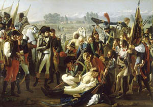 With masterful maneuvers, a young Napoleon Bonaparte sees defeat and victory in a single day at the Battle of Marengo.