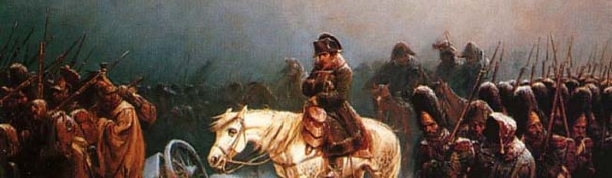 Napoleon Bonaparte's Russian Campaign: The Patriotic War of 1812