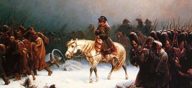 "The ""Russian Campaign""—Napoleon Bonaparte's invasion of Russia during the Patriotic War of 1812—had truly staggering human costs."