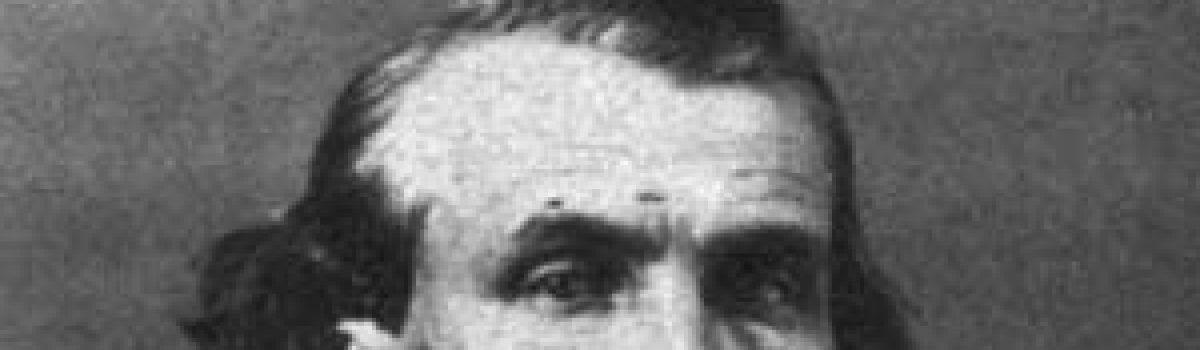 Legendary Cavalry Commander Nathan Bedford Forrest
