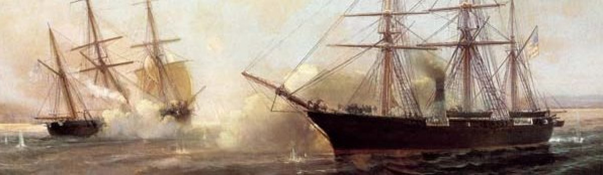 The CSS Alabama's place in Naval History
