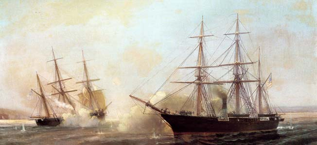 An important story in naval history, the battle over CSS Alabama and her seagoing depredations lasted well after she had gone to her watery grave in 1864.