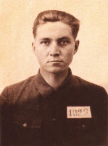 Luidas Kairys, who had served as a guard platoon leader at Treblinka.