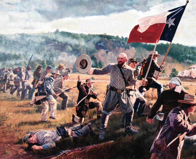 General Henry H. Sibley's strategy for seizing the Southwest for the Confederacy worked initially, but it unraveled  at the Battle of Glorieta Pass.