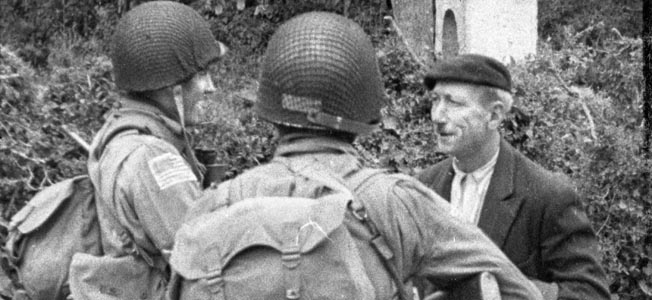 Paratrooper Bob Nobles fought for a week in Normandy with the 82n Airborne Division until captured by the Germans. Then his new war began.