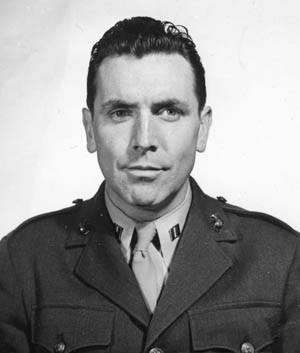 OSS Captain Frank Farrell was a journalist turned Marine turned spy who uncovered and brought to justice Nazi spies operating after the war in China.