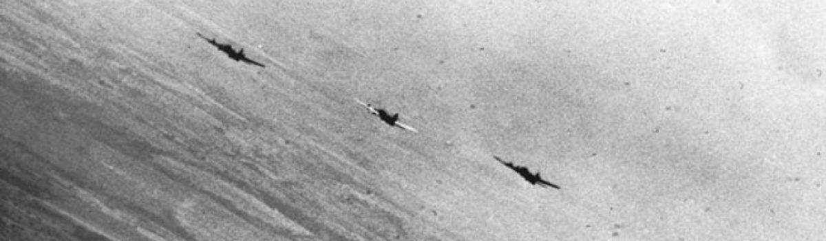 Operation Aphrodite: Drones versus V2 Rockets