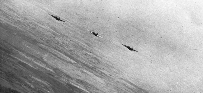 Operation Aphrodite was conceived to use an early version of drone to remotely destroy V2 rocket sites.