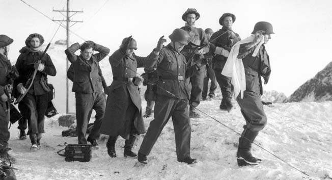 The Successful British Commando Raid on Vaagso During Operation Archery Produced Far-Reaching Consequences in Adolf Hitler's Conduct of the War.