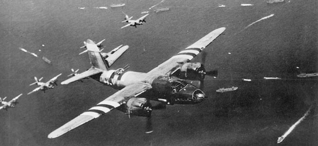 Seven weeks after the D-Day landings the first US Army began a high risk high reward bombing mission called Operation Cobra.