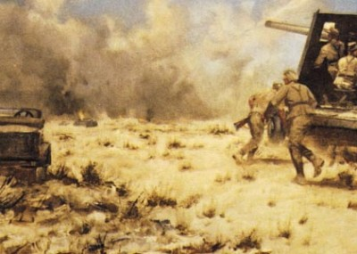 Operation Crusader at Sidi Rezegh—Siege of Tobruk