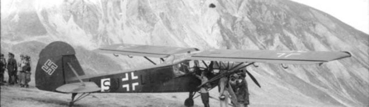 Operation Eiche: Benito Mussolini & The Gran Sasso Raid