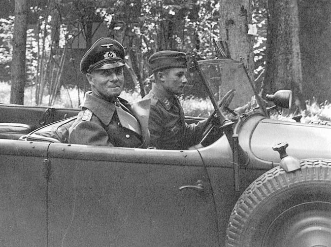 Even as the Allies Sweated Over Deceiving Hitler About the Destination of Operation Overlord, von Roenne, a German Officer, Was Aiding Their Efforts.