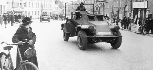 Adolf Hitler's victory during Operation Weseruebung, his invasion of Norway and Denmark, came at a heavy price.