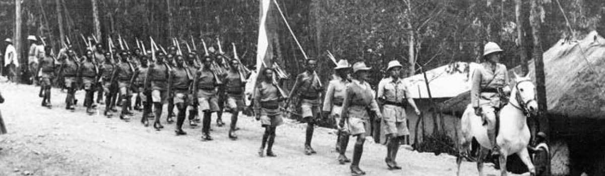Orde Wingate And His Chindits Pioneered Guerrilla Warfare