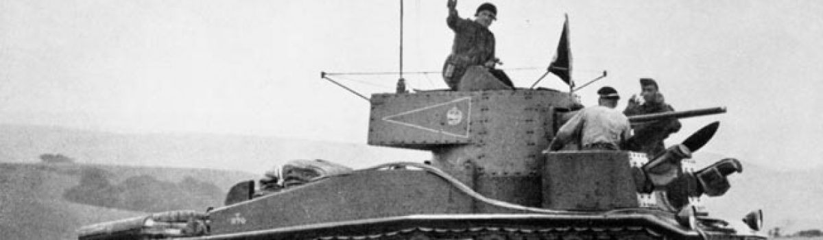 General Percy Hobart: Britain's Genius Tanker