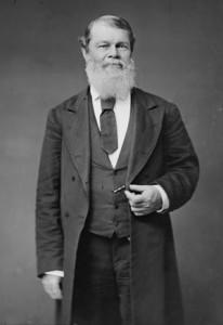 Kentucky Governor Beriah Magoffin.