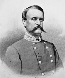 Maj. Gen. John C. Breckinridge, served as vice president of the United States under James Buchanan.